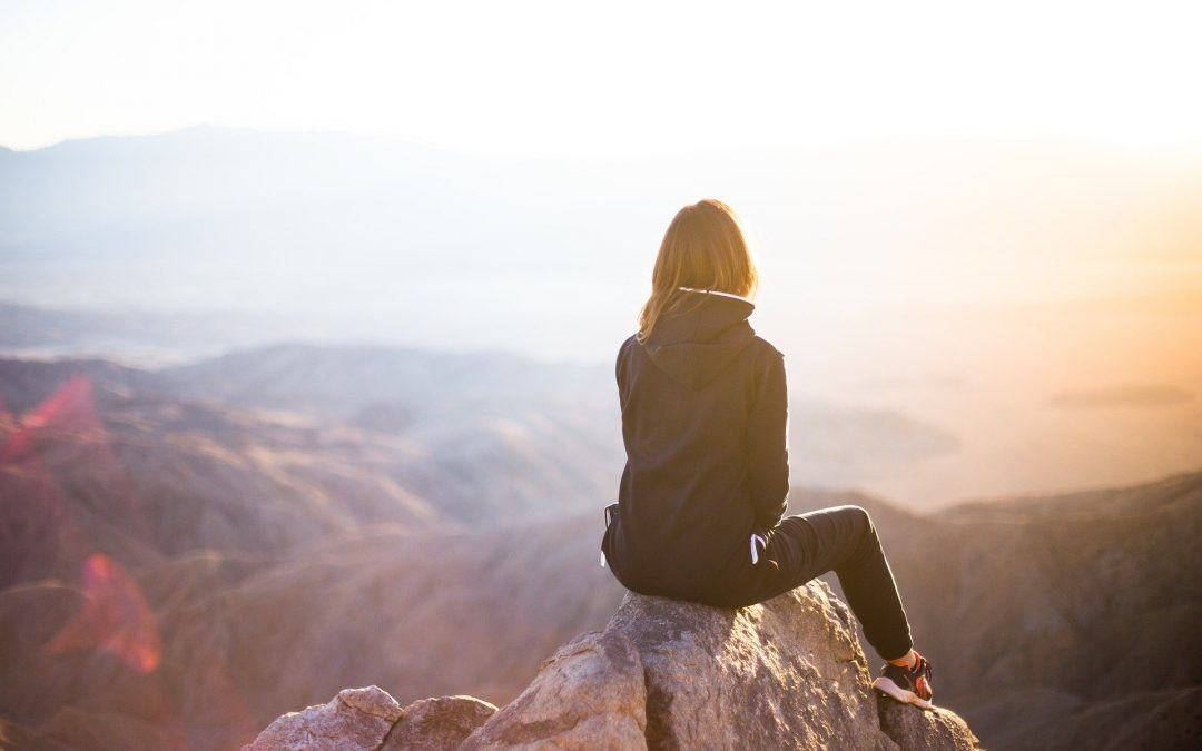 The Gift of Slowing Down and Surrendering to What Is – An Opportunity to Go Inward and Evolve